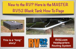 RV Black Water Tanks – How To Videos and More